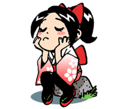 Ninja Newbies Ken & Shuri sticker #53990