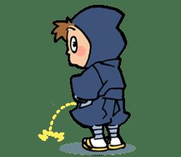 Ninja Newbies Ken & Shuri sticker #53993