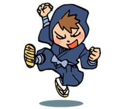 Ninja Newbies Ken & Shuri sticker #53995
