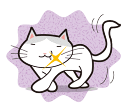 Love of Cat sticker #54017