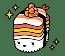 SUSHIYUKI sticker #54102