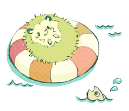 Small Animals sticker #54226