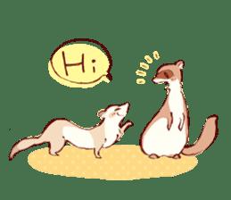 Small Animals sticker #54228
