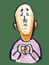 Expressionless・jo-! sticker #54659