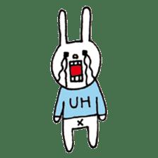 UH sticker #54941