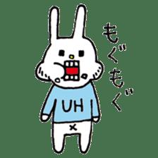 UH sticker #54957