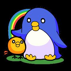 Penguin&Piyo