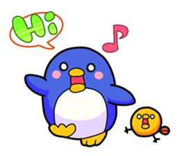 Penguin&Piyo sticker #55414