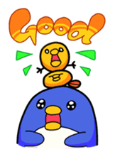 Penguin&Piyo sticker #55416
