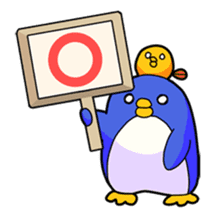 Penguin&Piyo sticker #55436