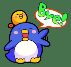 Penguin&Piyo sticker #55440