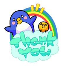 Penguin&Piyo sticker #55441