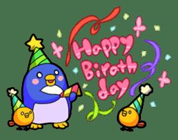 Penguin&Piyo sticker #55442
