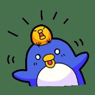 Penguin&Piyo sticker #55445