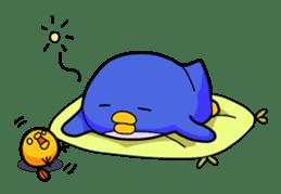 Penguin&Piyo sticker #55450