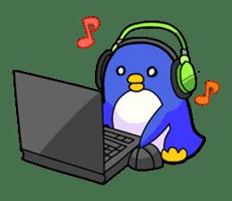 Penguin&Piyo sticker #55452