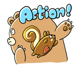 Zoo Attack!!  with Peenero sticker #55629