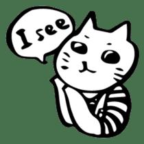 Expressive Cats sticker #55777