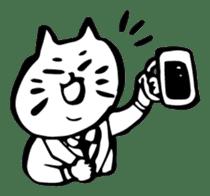 Expressive Cats sticker #55811