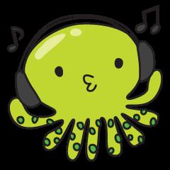 octopus 8 legs