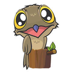 LOVELY POTOO