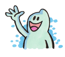mokumoku-kun sticker #56734