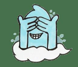 mokumoku-kun sticker #56746