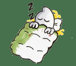 mokumoku-kun sticker #56755