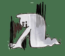 mokumoku-kun sticker #56757