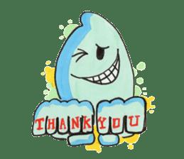 mokumoku-kun sticker #56767