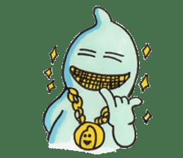 mokumoku-kun sticker #56769