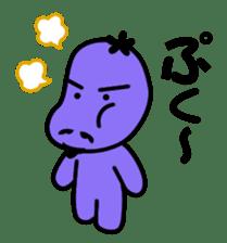 Nasu Toma kun sticker #56788