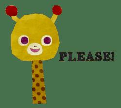 The Secret Zoo Part1 sticker #57266