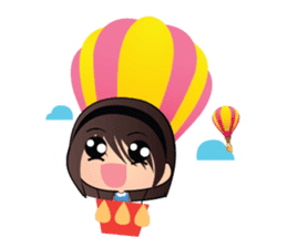 Ching's Crazy Moments sticker #57560