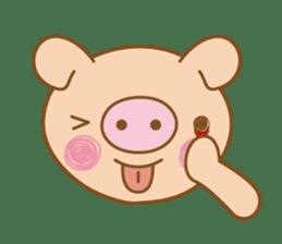 "animal""pon"" sticker #58677"