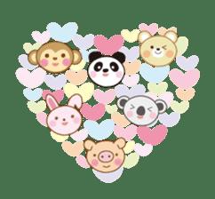 "animal""pon"" sticker #58693"