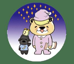 PureBear OH・My・Friend sticker #58735
