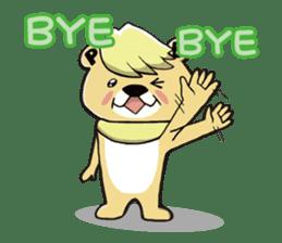 PureBear OH・My・Friend sticker #58742