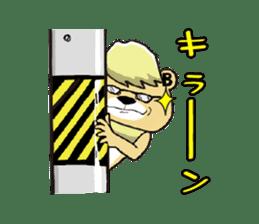 PureBear OH・My・Friend sticker #58748