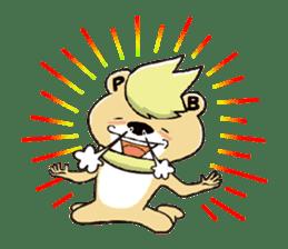 PureBear OH・My・Friend sticker #58750