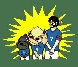 PureBear OH・My・Friend sticker #58752