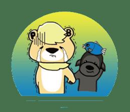 PureBear OH・My・Friend sticker #58762