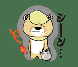 PureBear OH・My・Friend sticker #58764