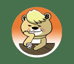 PureBear OH・My・Friend sticker #58769