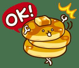 Umaimono Friends sticker #59014