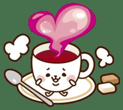 Umaimono Friends sticker #59018