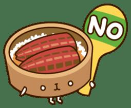 Umaimono Friends sticker #59021