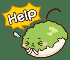 Umaimono Friends sticker #59023