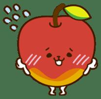 Umaimono Friends sticker #59028