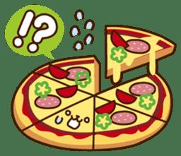 Umaimono Friends sticker #59038